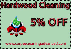 Hardwood Cleaning Discount